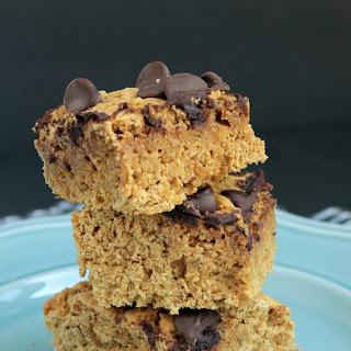 Chocolate Chip Quinoa Snack Cake