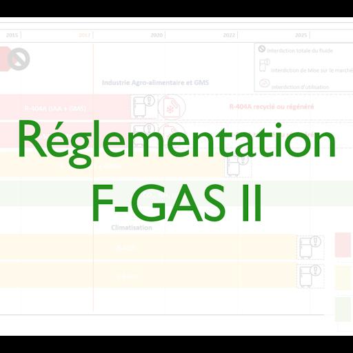 Chronique radio reglementation f-gas II