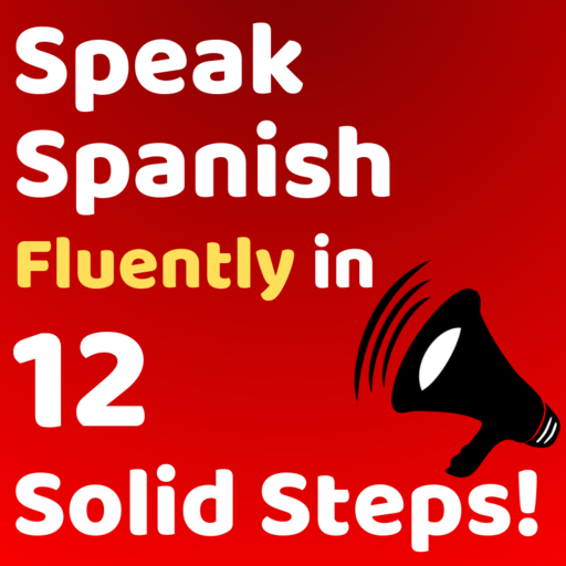 Learn Spanish Speaking: English to Spanish Icon