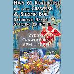 10th Annual Crawfish Boil