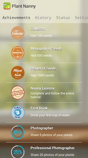 Plant Nanny - Water Reminder screenshot 8