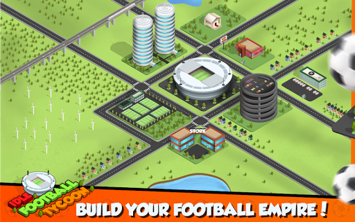 Idle Soccer Tycoon - Free Soccer Clicker Games  screenshots 6