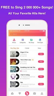 StarMaker: Free to Sing with 50M+ Music Lovers - náhled