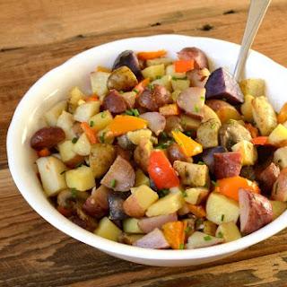 Easy Roasted Vegetable Medley