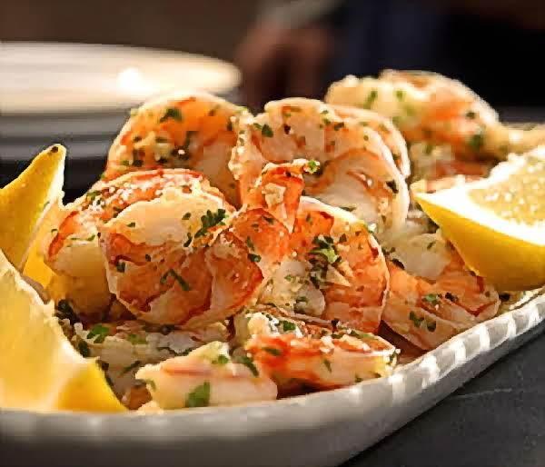 Lemon-garlic Marinated Shrimp Recipe