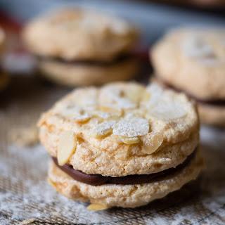 Chocolate & Praline Dacquoise Recipe