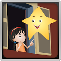 Twinkle Twinkle Kids Rhyme New icon