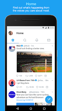 Twitter APK screenshot thumbnail 1