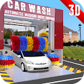 Car Driving, Serves, Tuning and Wash Simulator icon