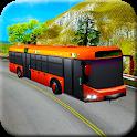 Bus parking 3D: simulation games icon