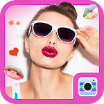 Lips Makeover Camera-Cool&funny Photo Editor Icon