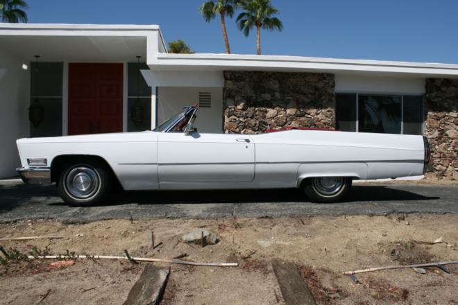 1968 Cadillac DeVille Hire CA