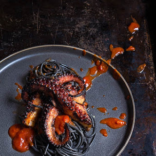 Octopus In Garlic Sauce Recipes.