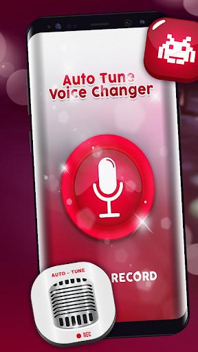Auto Tune Voice Changer 2.0 screenshots 1