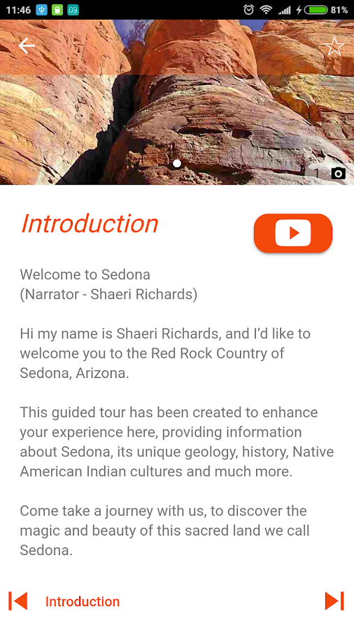 Sedona Drive Tours- screenshot