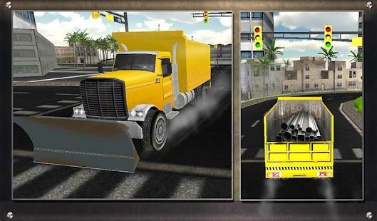 Real-Oil-Tanker-Truck-Driving 16