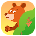 Forest friends icon