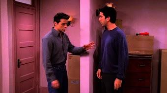 The One Where Ross Got High