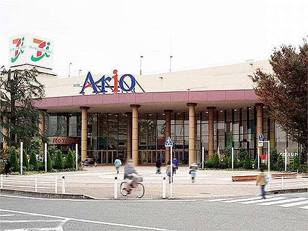 アリオ 橋本 フード コート