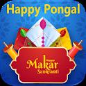 Sankranti, Pongal, Lohri Greetings and Stickers icon