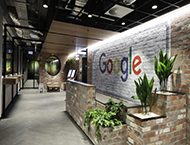 Google's Asia Pacific Office in Melbourne, Australia.