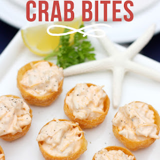 Mini Crab Bites