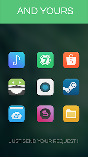 MyUI 5 - Icon Pack Screenshot