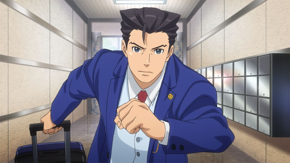 Preview : Phoenix Wright: Ace Attorney – Spirit of Justice