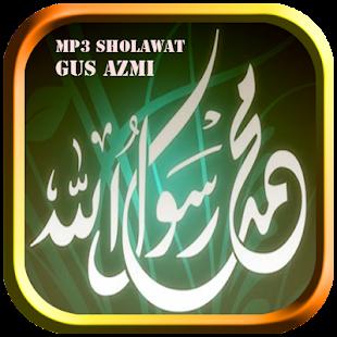 Mp3 Sholawat Gus Azmi - náhled