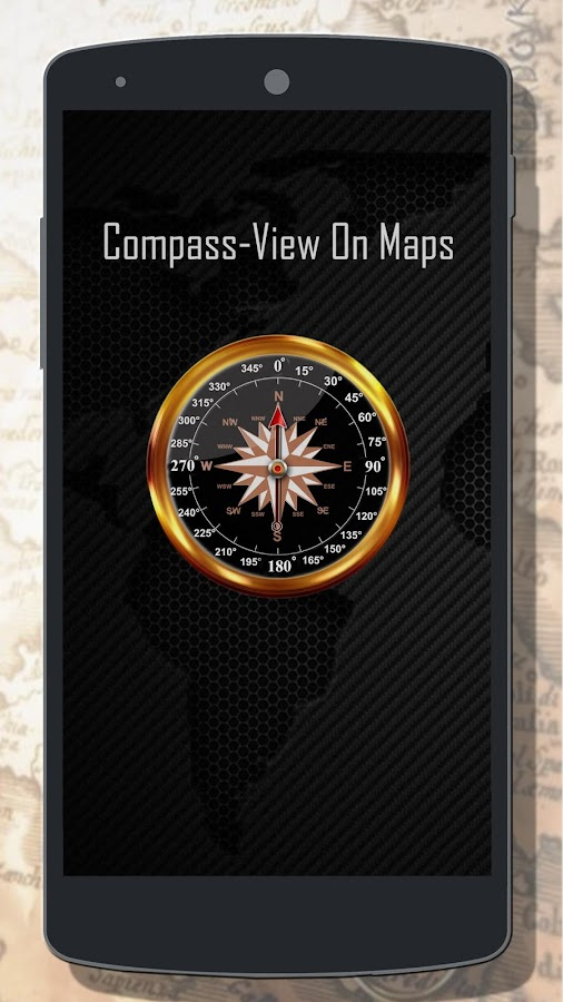 Compass - Directions on Maps- screenshot