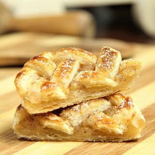 Mini Apple Pie Cookies.