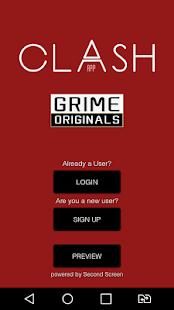 The Clash App - náhled