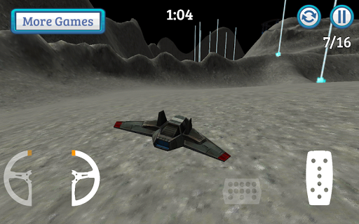 Stunt Racer - Space Adventure