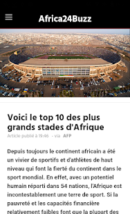 Africa24Buzz- screenshot thumbnail