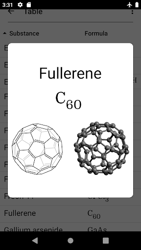 Chemical Substances: Organic & Inorganic Chemistry 2.0 screenshots 9