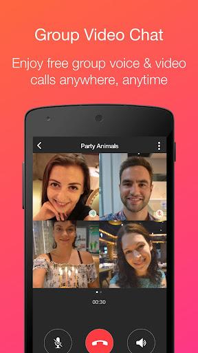 JusTalk - Free Video Calls and Fun Video Chat  screenshots 4
