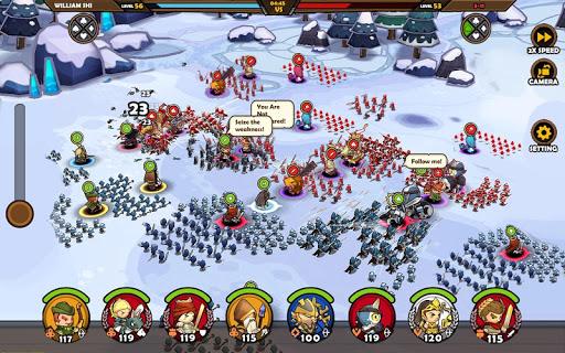 Mini Warriors screenshot 22