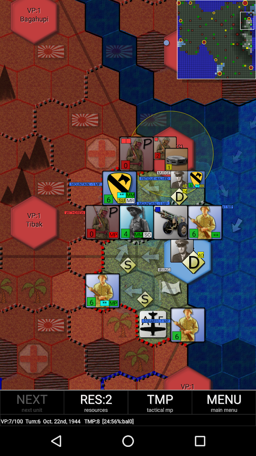 Battle of Leyte Island (1944)- screenshot