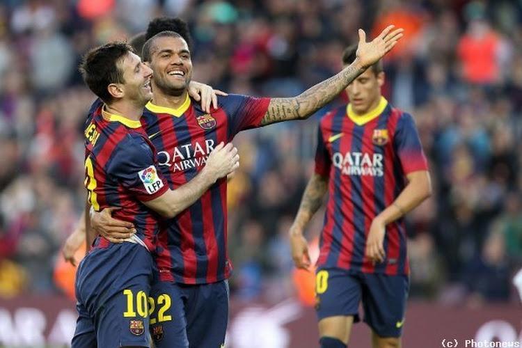Le Barça s'impose sur le fil à Villarreal