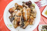 林俊逸的鋼管雞烤雞海鮮餐廳