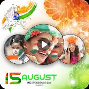 Independence Day Video Maker - Slideshow Maker