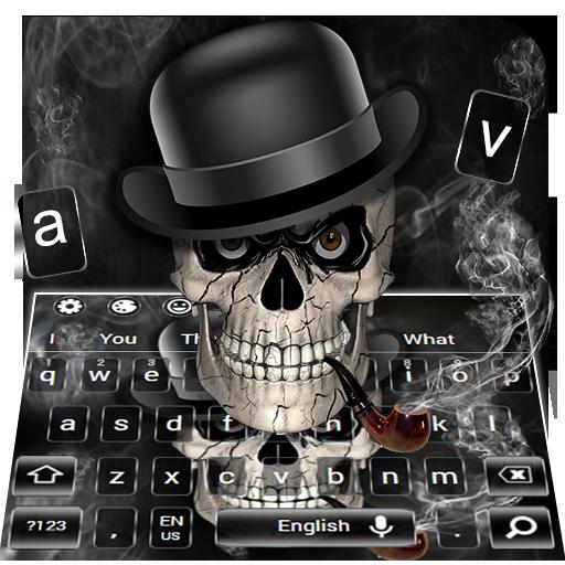 cool Skull Keyboard
