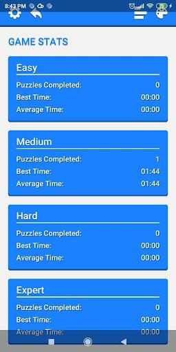 Medium Sudoku Puzzles 1.2.4 screenshots 5