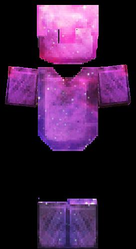 Diamond Armor Galaxy Armor Nova Skin