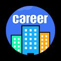 취업포털 커리어 - 중견,강소 기업정보 채용정보 icon
