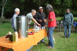 Photo: Café, Thé et digestifs / Kaffee, Tee und Digestifs