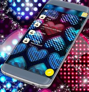 Love 2017 SMS téma - náhled