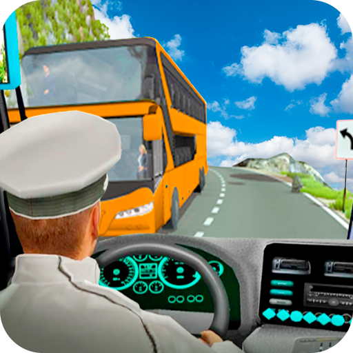 Heavy Mountain Bus Simulator 2018