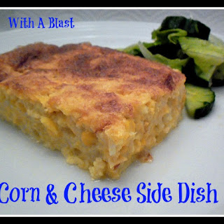 Corn Side Dishes Recipes.