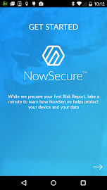 Mobile Security   NowSecure Screenshot 2